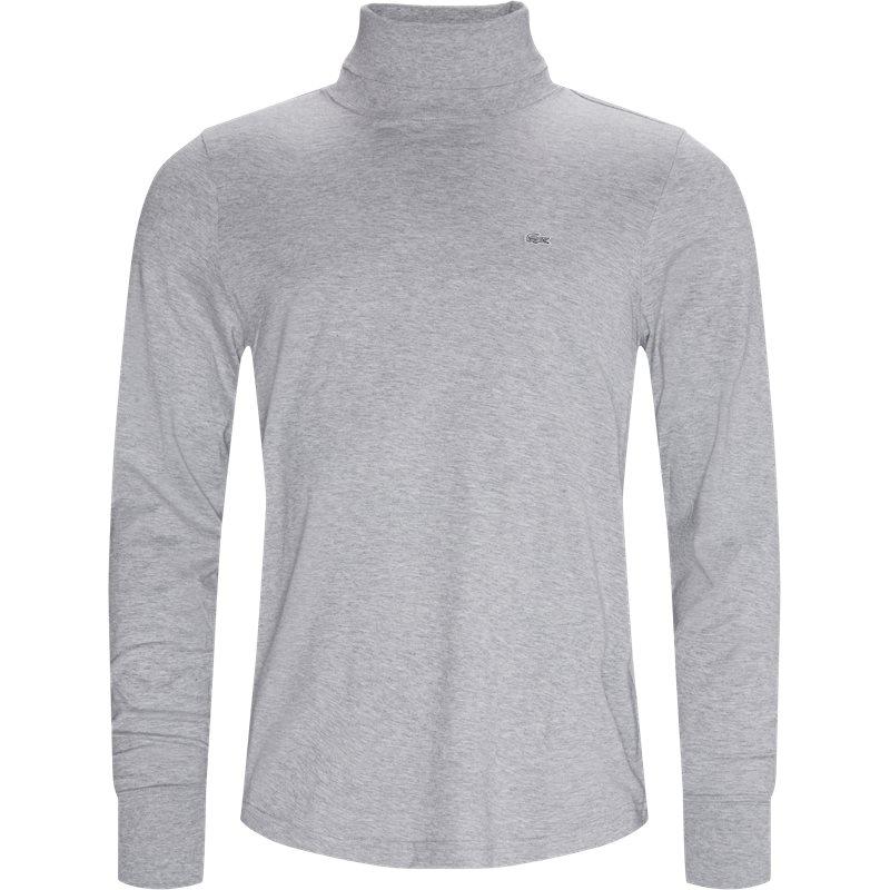 lacoste – Lacoste uh6928 t-shirts grå på quint.dk