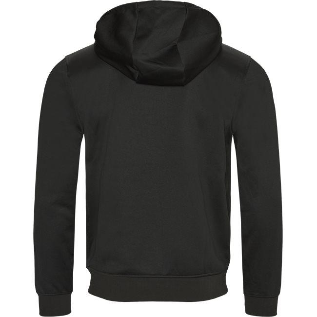 Logo Zip Sweatshirt