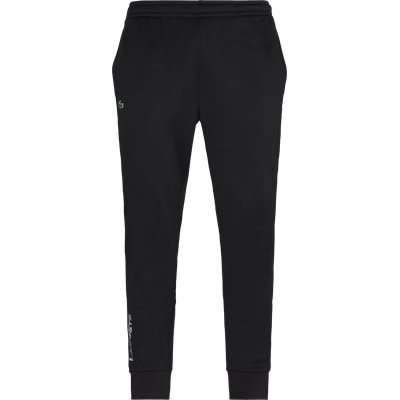 Logo Trackpant Regular | Logo Trackpant | Sort
