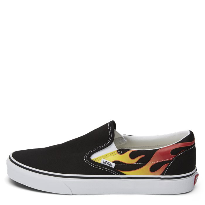 Slip-On Sneaker - Shoes - Black