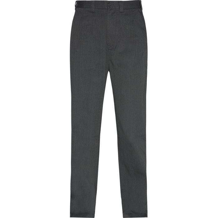 Clarkston Pant - Byxor - Loose fit - Grå
