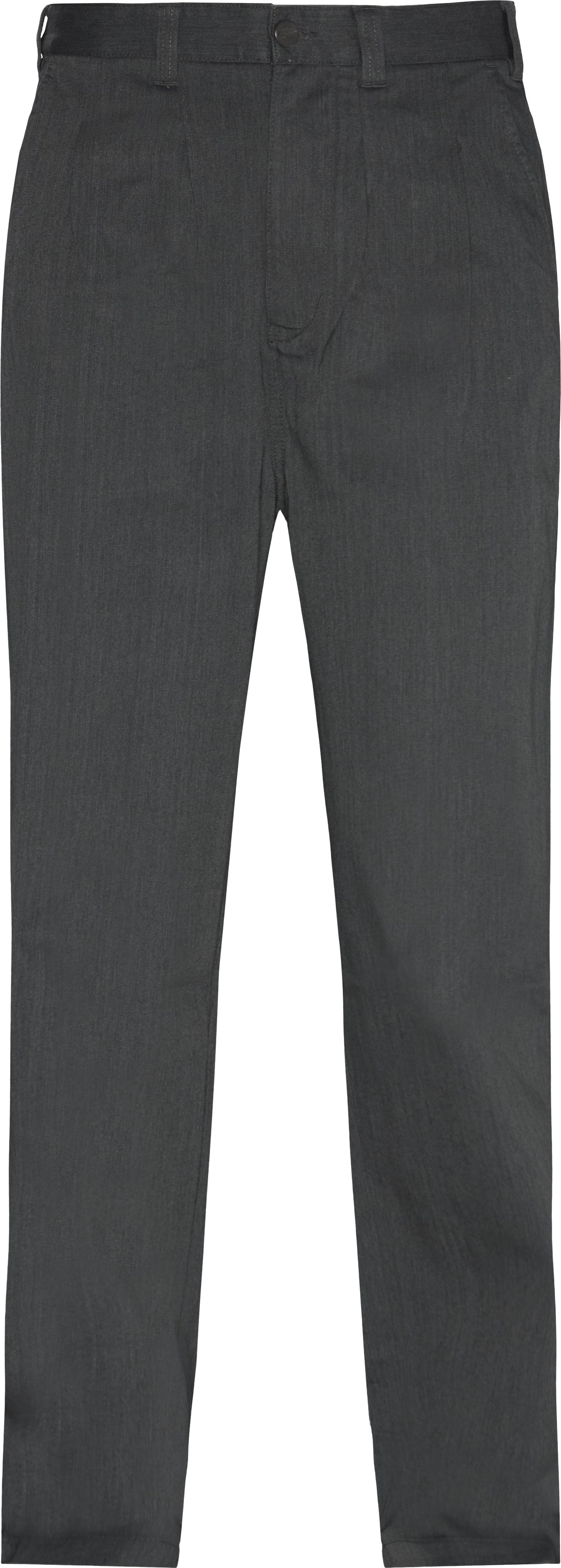 Clarkston Pant - Bukser - Loose fit - Grå