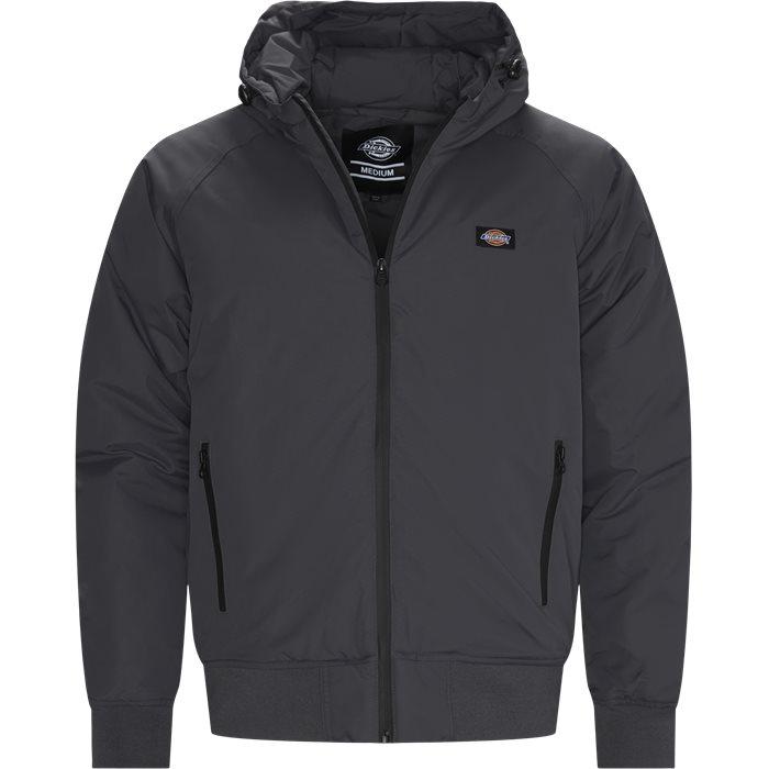 New Sarpy Jacket - Jackor - Regular - Grå