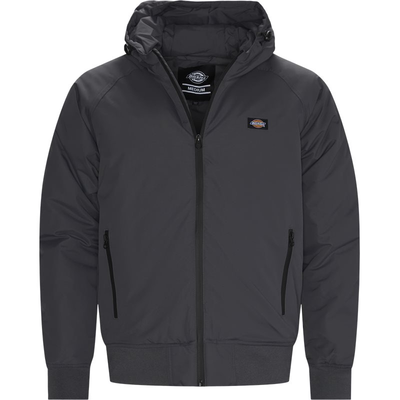 dickies Dickies new sarpy jacket grå fra quint.dk