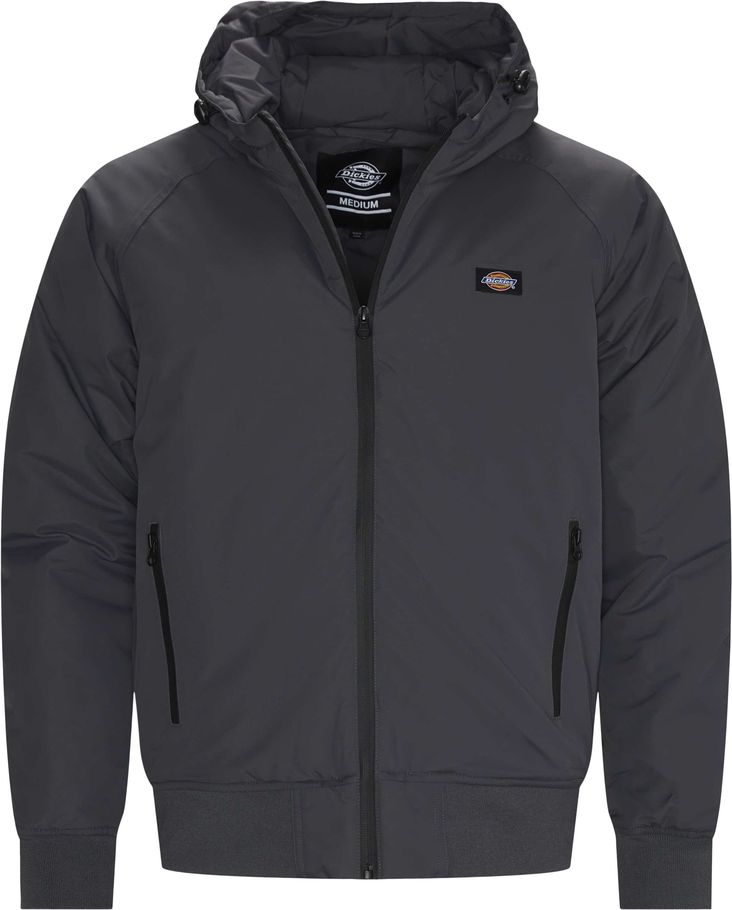 New Sarpy Jacket - Jakker - Regular - Grå