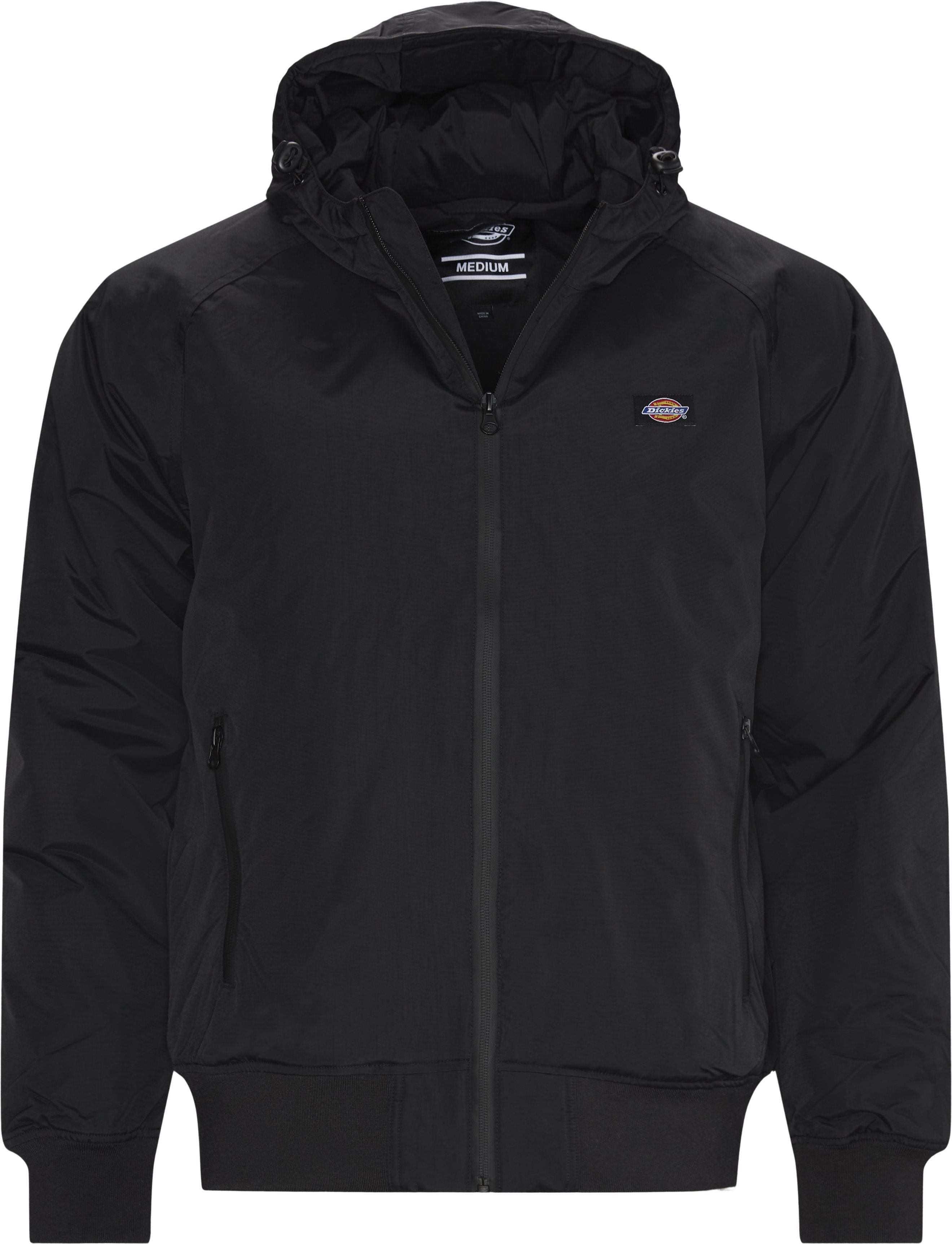 New Sarpy Jacket - Jakker - Regular - Sort
