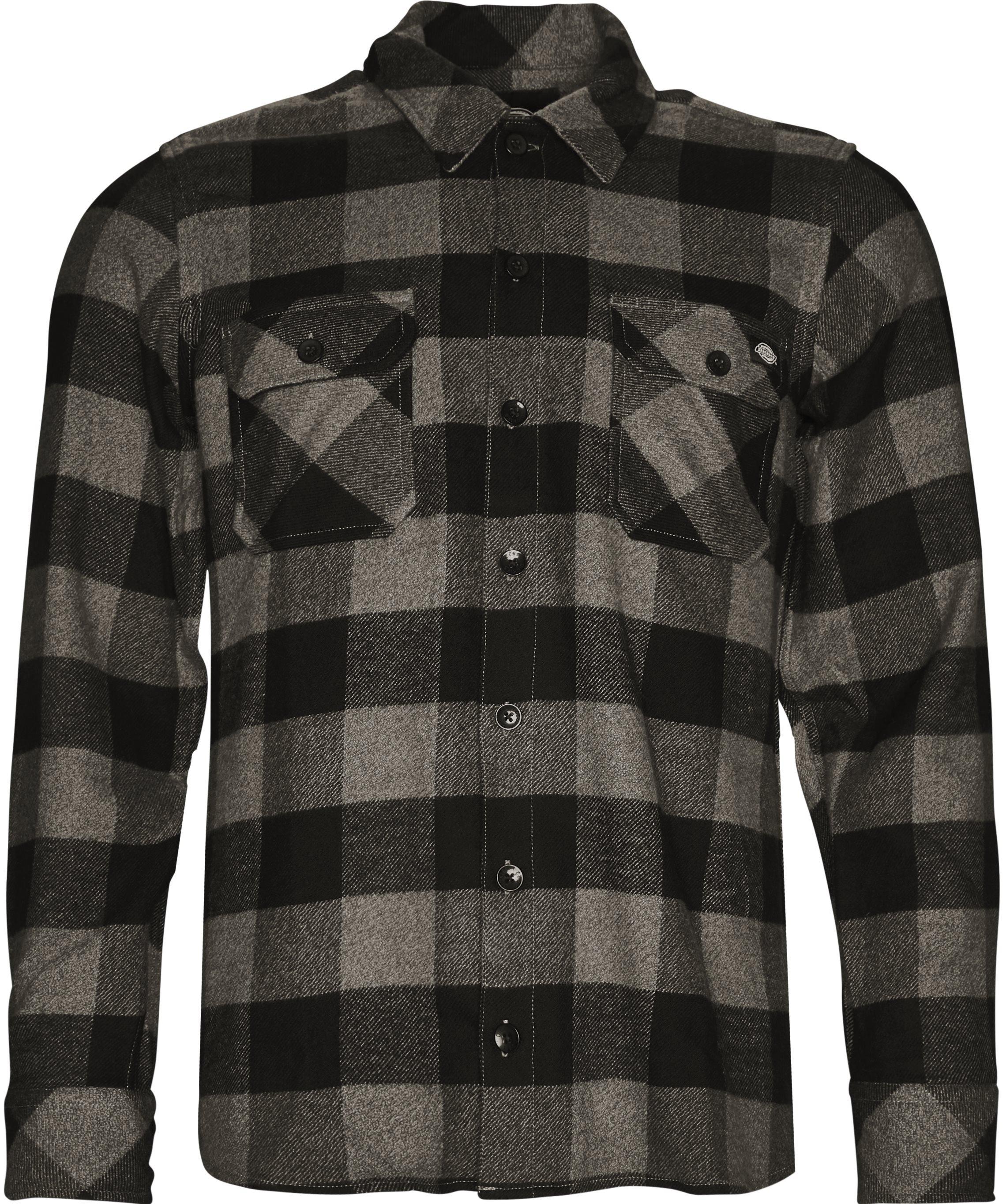 Sacramento Skjorte - Skjorter - Regular fit - Grå