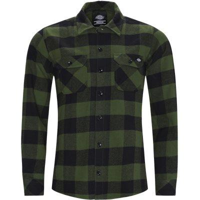 Sacramento Skjorte Regular | Sacramento Skjorte | Grøn