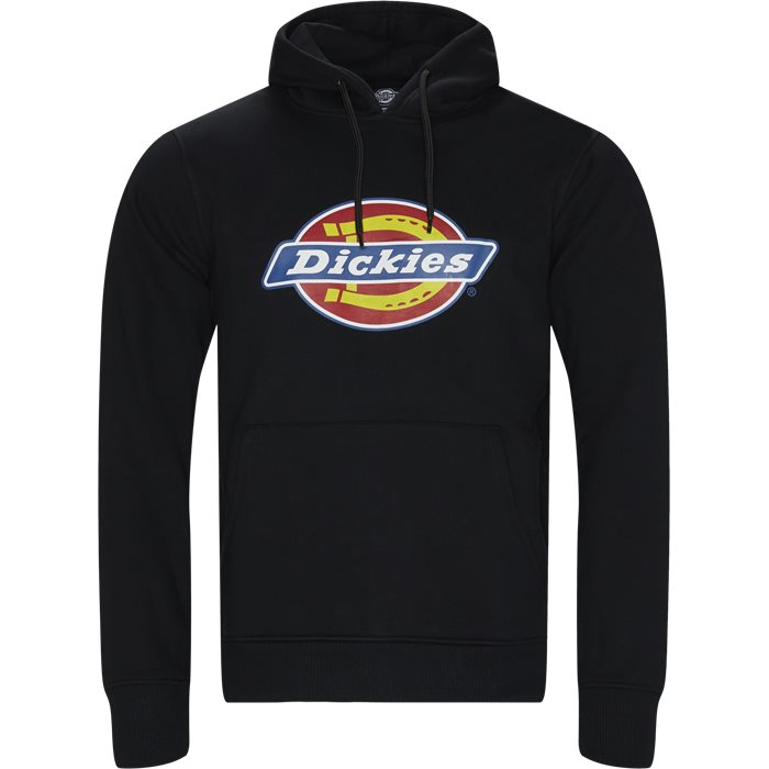 SAN ANTONIO Hoodie - Sweatshirts - Regular - Black