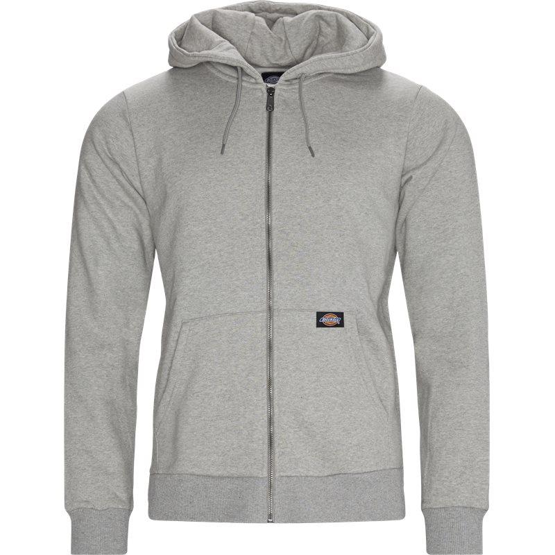 dickies Dickies new kingsley hoodie grå fra quint.dk