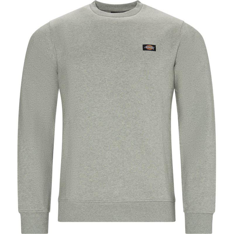 dickies Dickies new jersey crewneck sweatshirt grå på quint.dk
