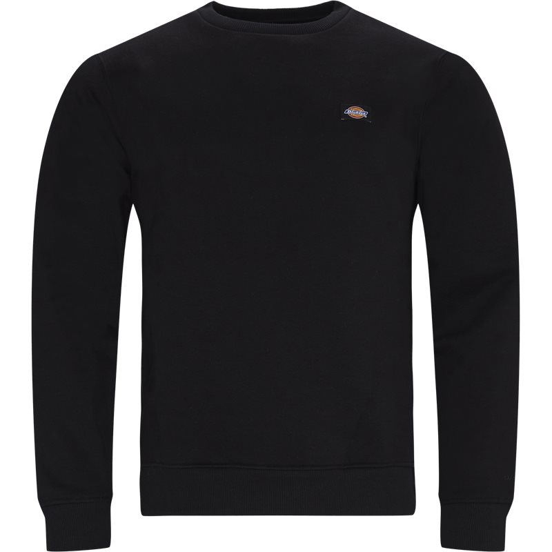 Køb Dickies New Jersey Crewneck Sweatshirt Sort