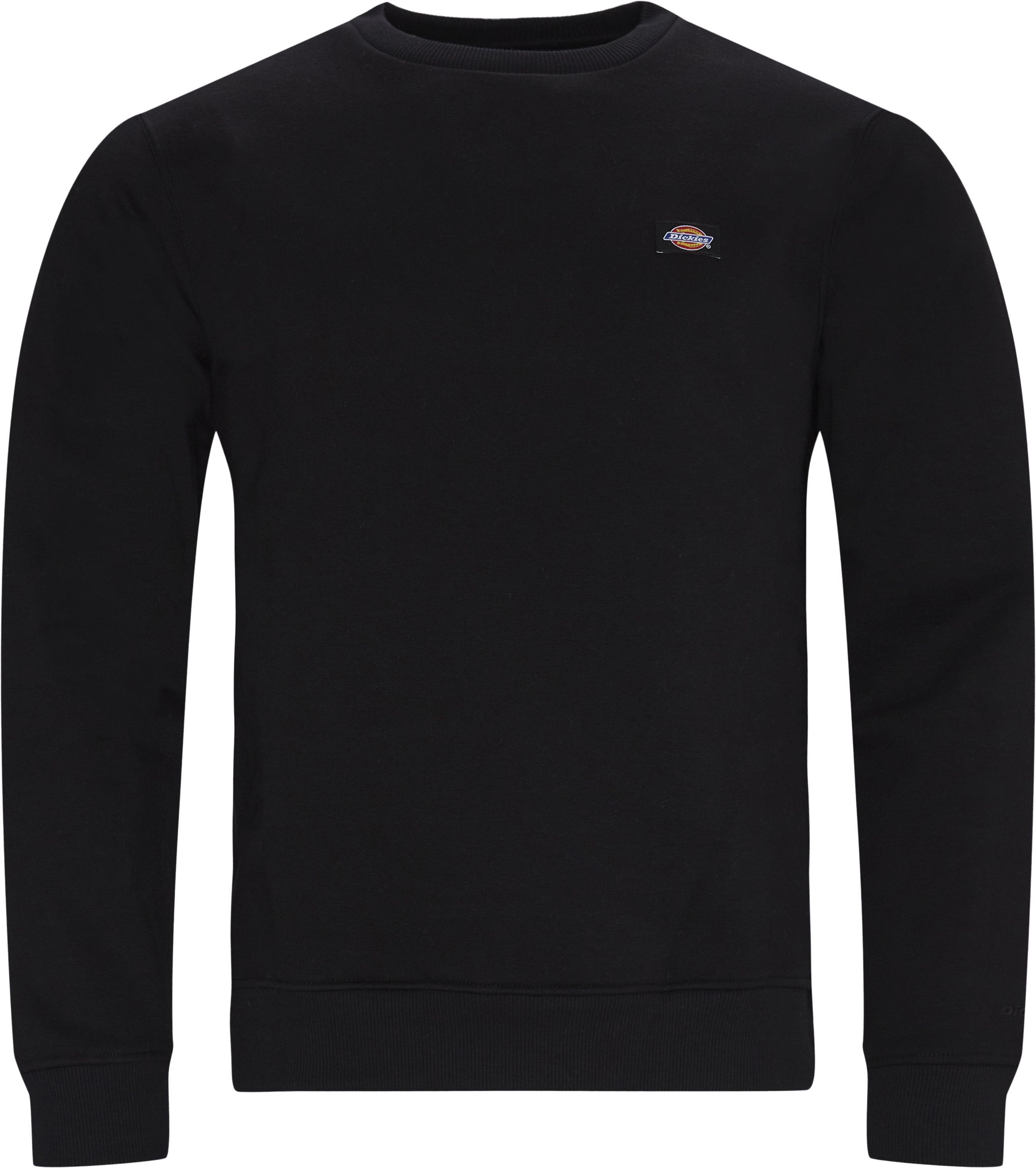 New Jersey Crewneck Sweatshirt - Sweatshirts - Regular - Sort
