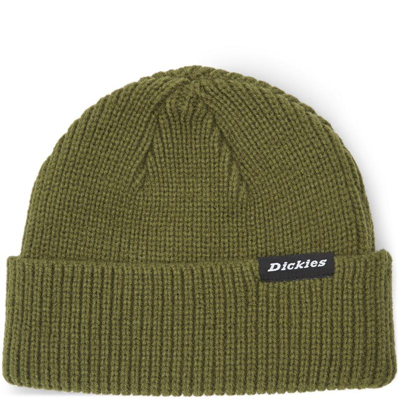 dickies – Dickies woodworth hue grøn fra quint.dk