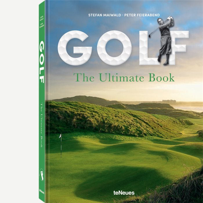 Golf - The Ultimate Book - Accessories - Hvid