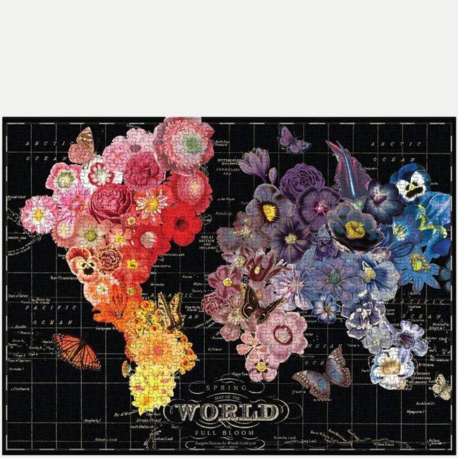 Full Bloom - 1000 Piece Puzzle