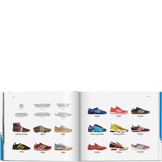 The Adidas Archive - The Footwear Collection