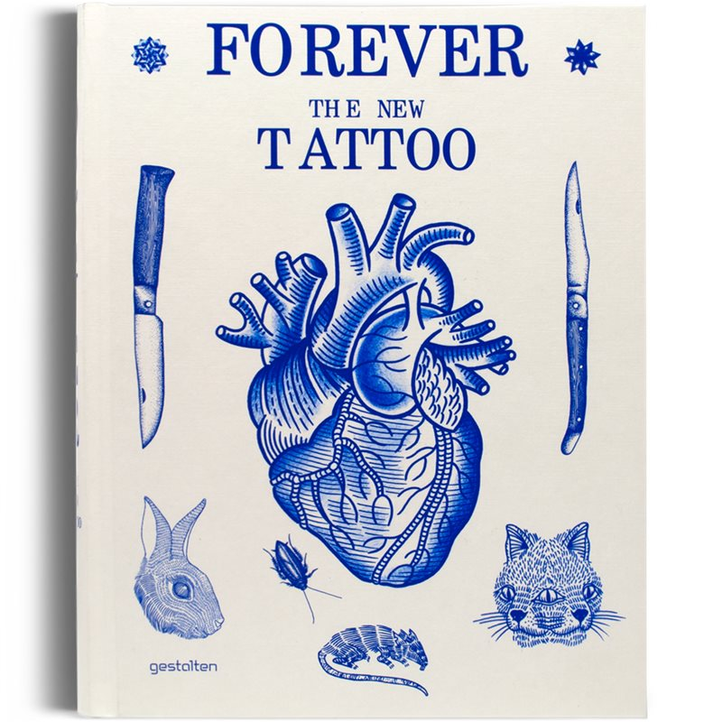 new mags – New mags forever - the new tattoo hvid på quint.dk