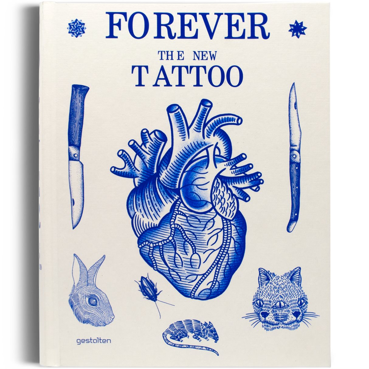 Forever - The New Tattoo - Accessories - Hvid