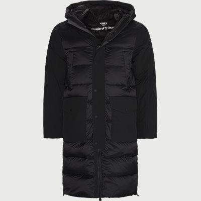 Ryo Down Jacket Tailored fit | Ryo Down Jacket | Sort