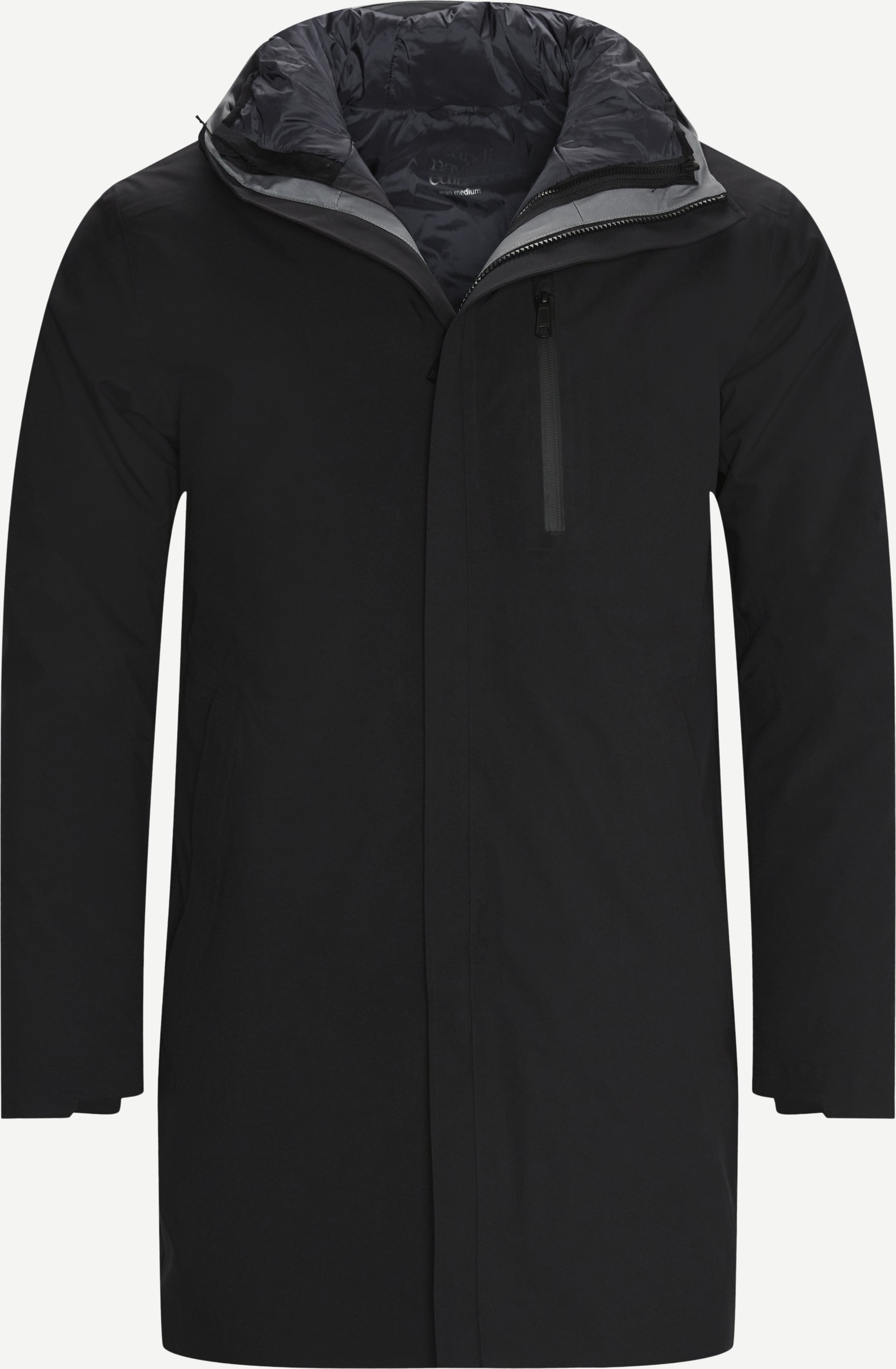 Urban Jacket - Jackets - Regular - Black