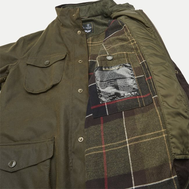 Ogston Vax Jacket