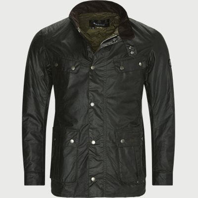 Duke Vax Jacket Regular | Duke Vax Jacket | Sort