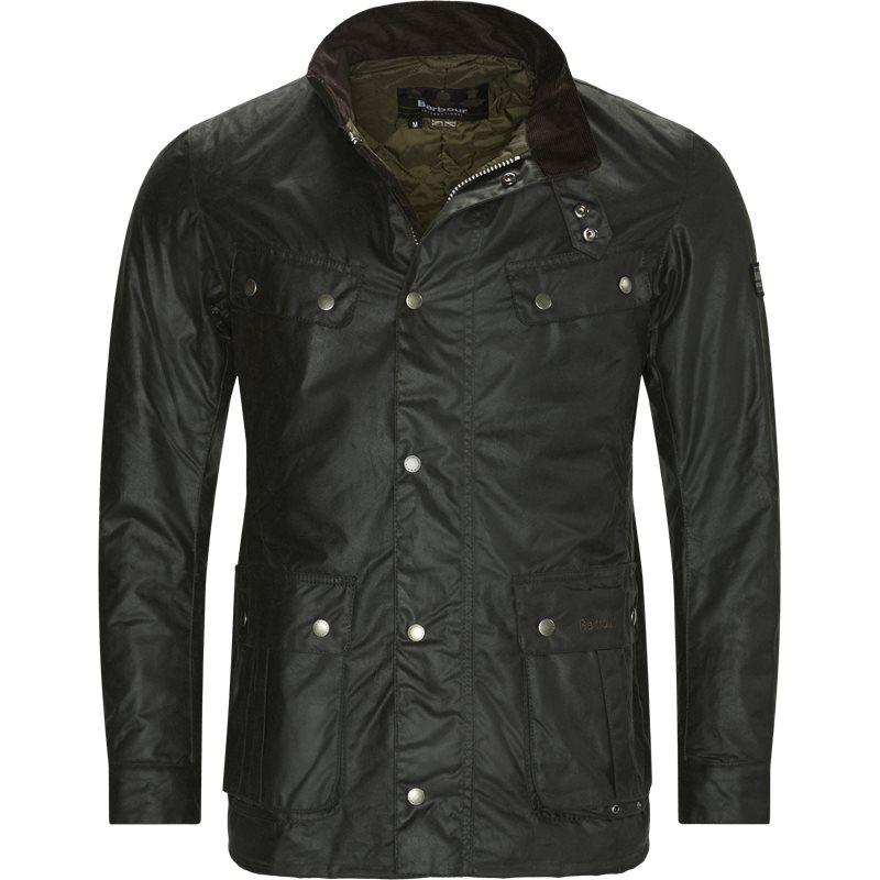 barbour Barbour - duke vax jacket fra kaufmann.dk