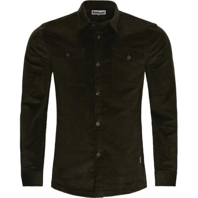 Cord Overshirt Regular | Cord Overshirt | Army