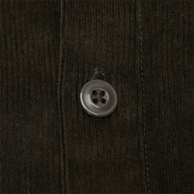 Cord Overshirt