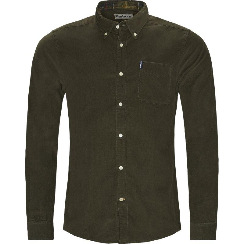 barbour – Barbour - cord 2 skjorte på kaufmann.dk