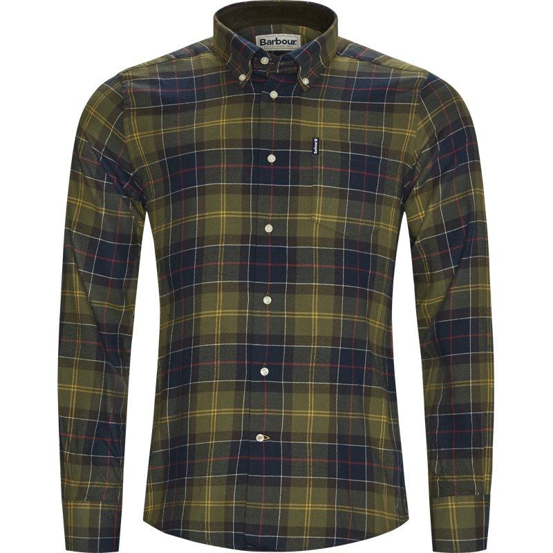barbour Barbour - tartan 3 skjorte fra kaufmann.dk