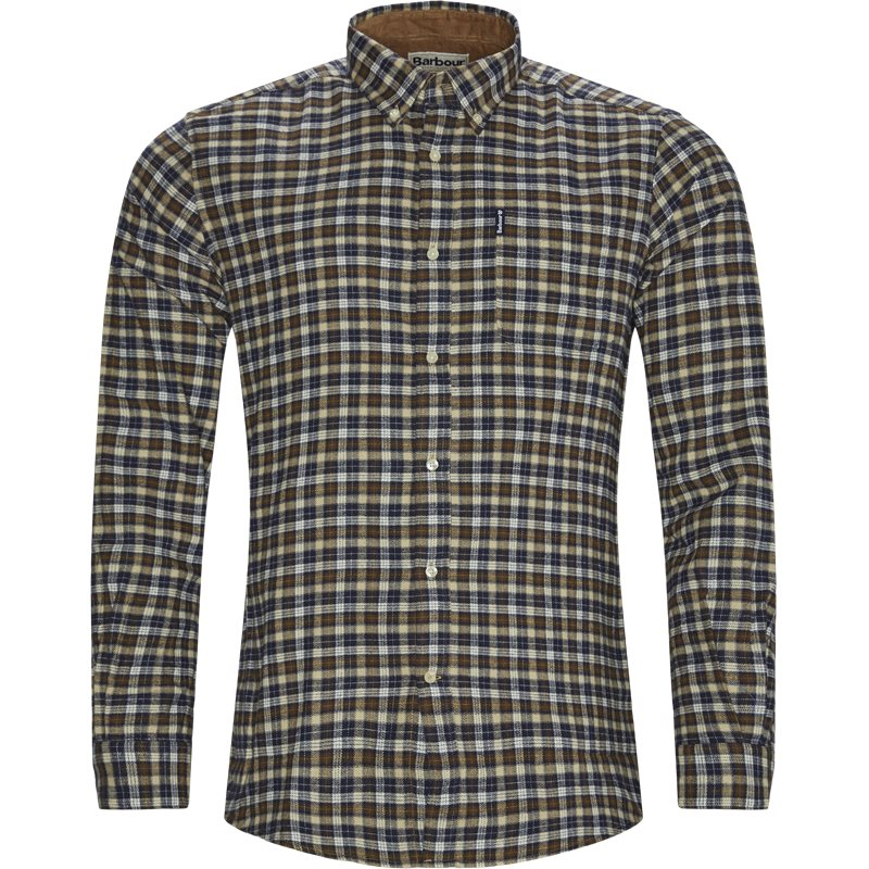 barbour – Barbour - country check skjorte fra kaufmann.dk