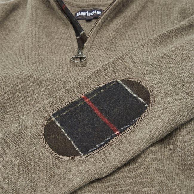 Holden Half Zip Knit