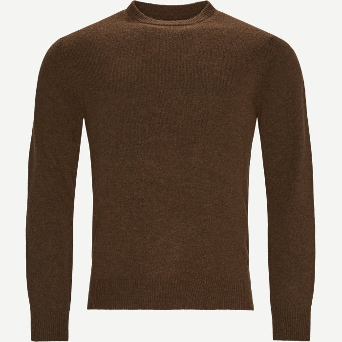 Knitwear - Regular - Brown
