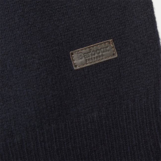 Patch Crew Knit