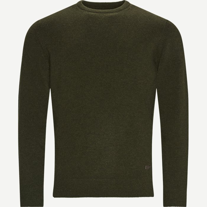 Knitwear - Regular - Army