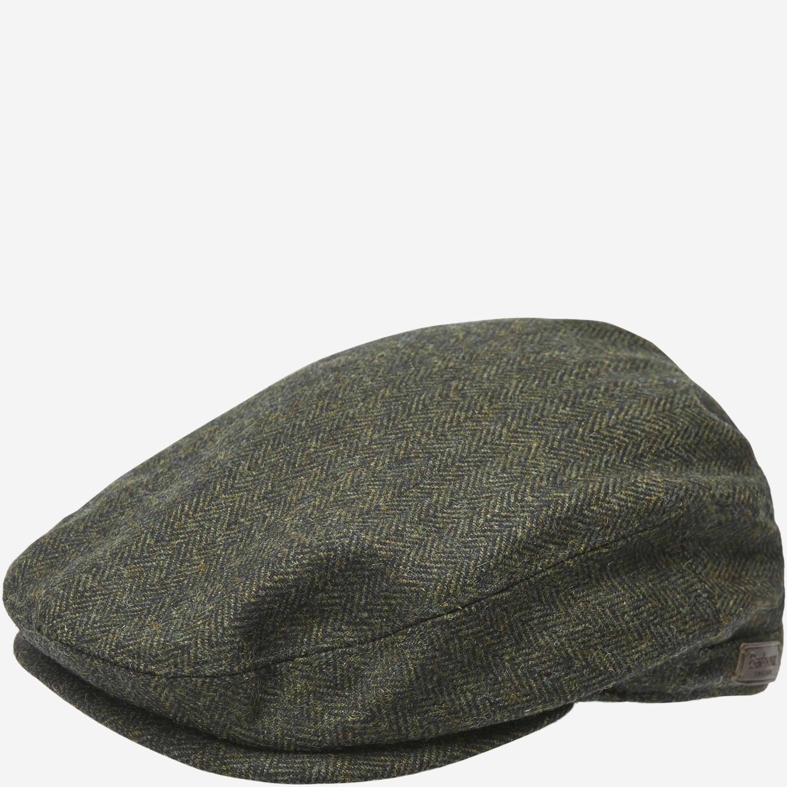 Barlow Flatcap - Caps - Army