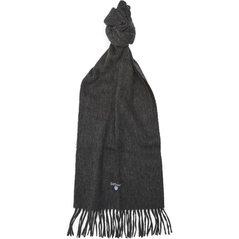 Barbour - Plain Lambswool Scarf