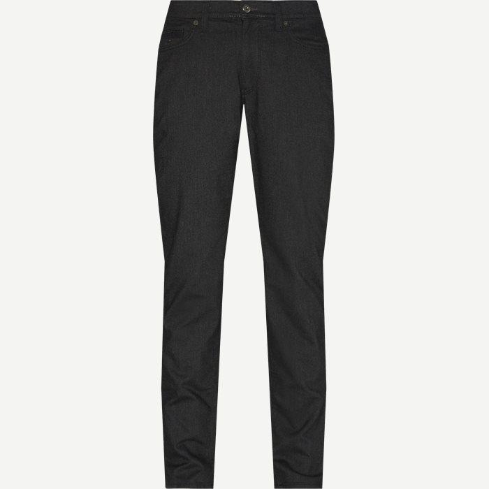 Jeans - Straight fit - Grau
