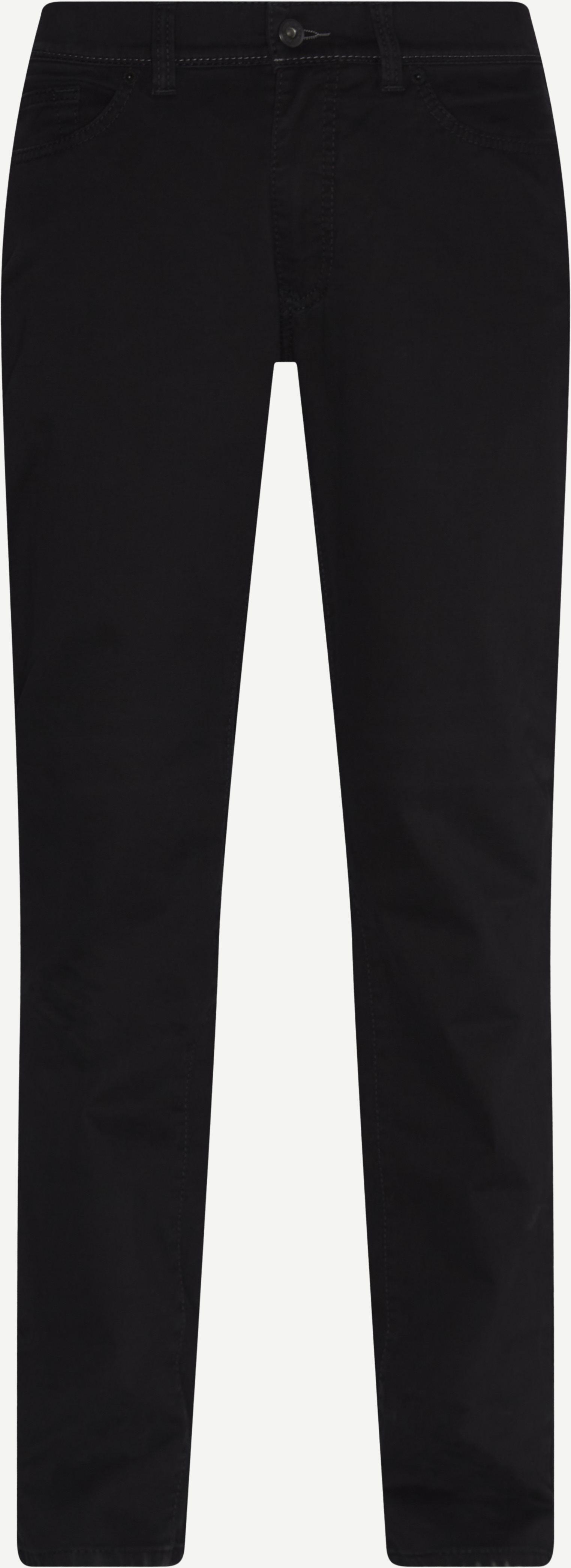 Jeans - Straight fit - Schwarz