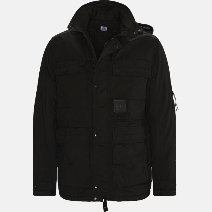 Taylon P Jacket - Jakker - Regular - Sort