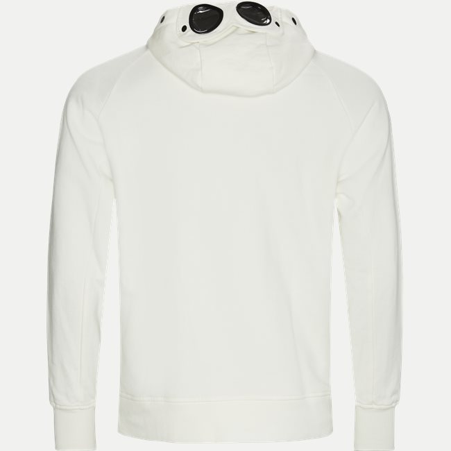 Diagonal Raised Fleece Goggle Zip Sweatshirt