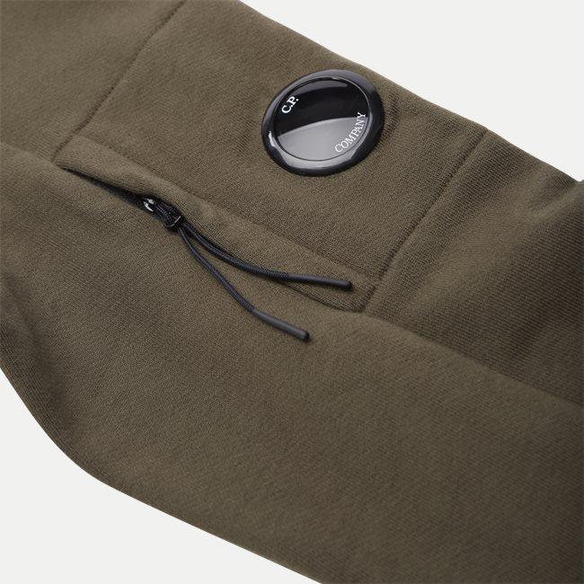 Lens Logo Crewneck Sweatshirt