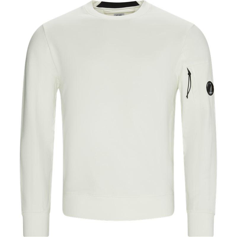 c.p. company C.p. company - lens logo crewneck sweatshirt på kaufmann.dk