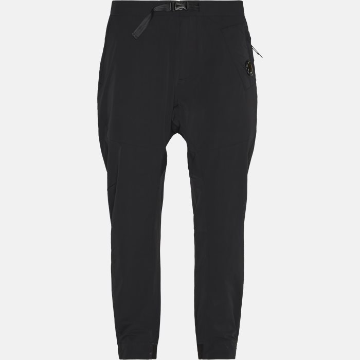 Lens Logo Jogging Pant - Bukser - Regular - Sort