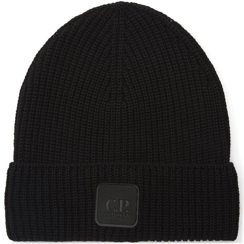 c.p. company – C.p. company - knitted logo cap på kaufmann.dk