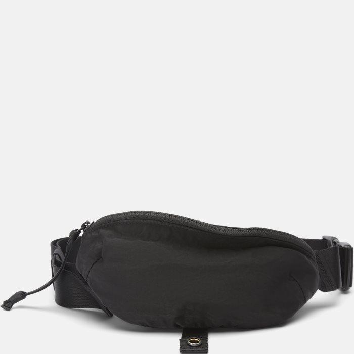 Nylon Waist Back - Tasker - Sort