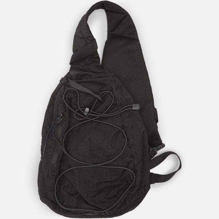 Lens Logo Back Pack - Tasker - Sort