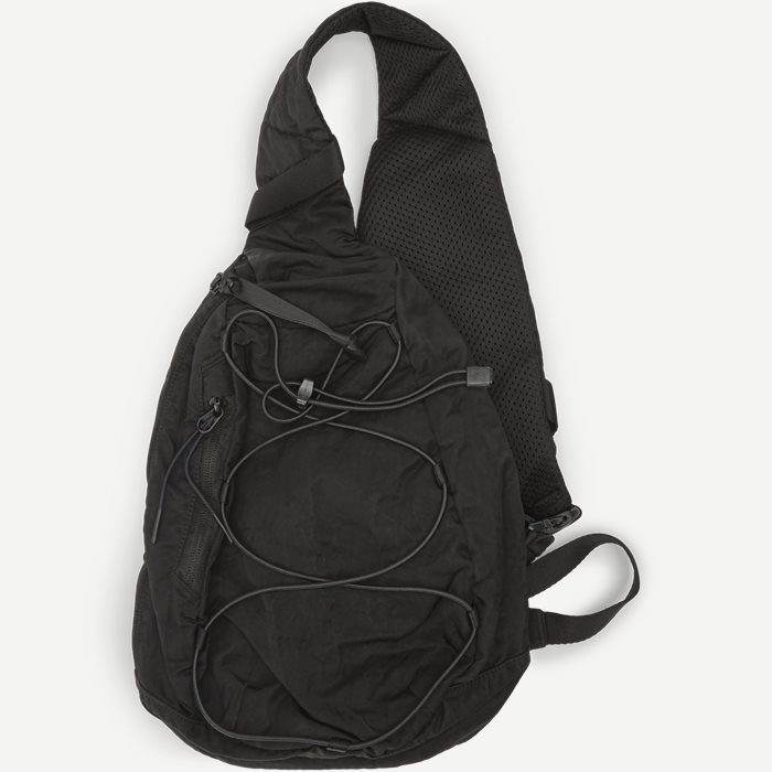 Lens Logo Back Pack - Tasker - Sort